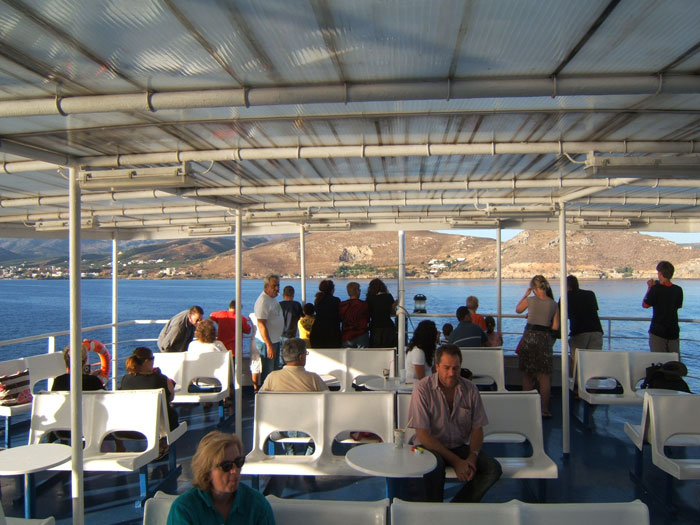 kythera-ferry-people