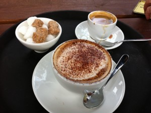The Cappuccino Index by Roger Ellman