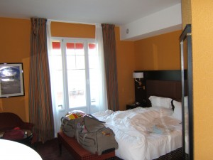 Staying at Le Matelote in Boulogne, France
