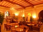 Hotel Alhambra palace one of many lounge areas