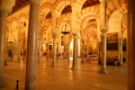 Cordoba - Mesquita - The Cathedral in the middle of the old mosque