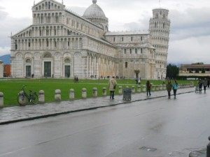 Pisa, The /Leaning Tower!